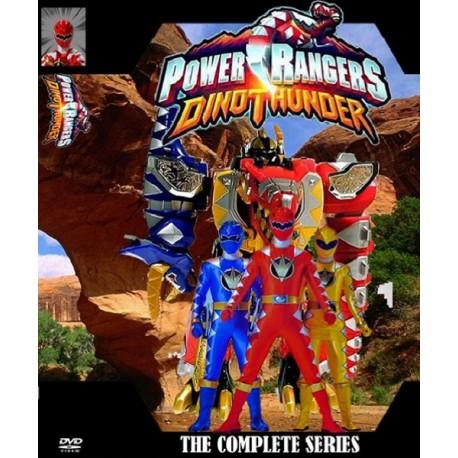 Power Rangers Dino Trovao Versao Economica
